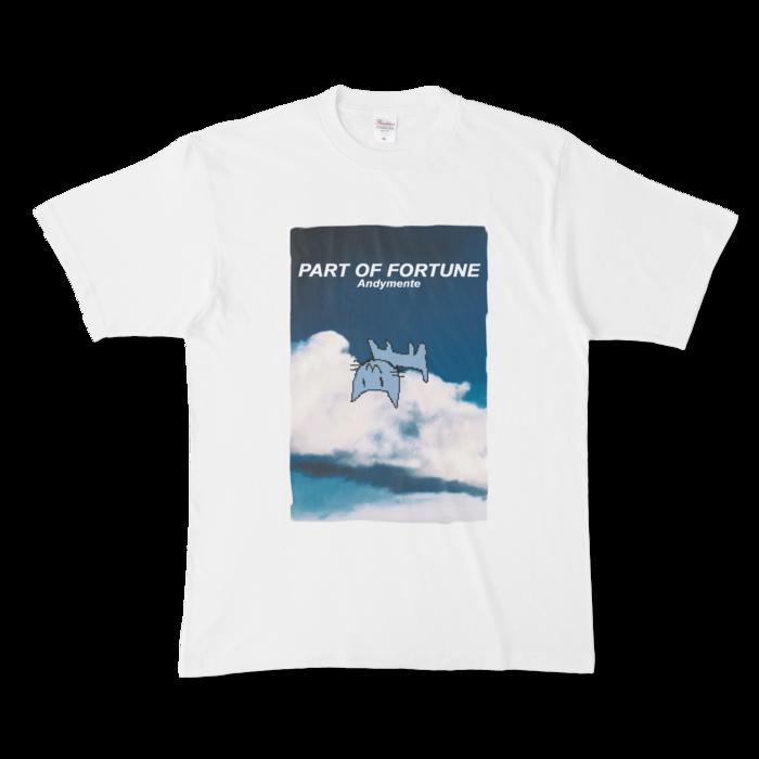 POF・Tシャツ  - XL