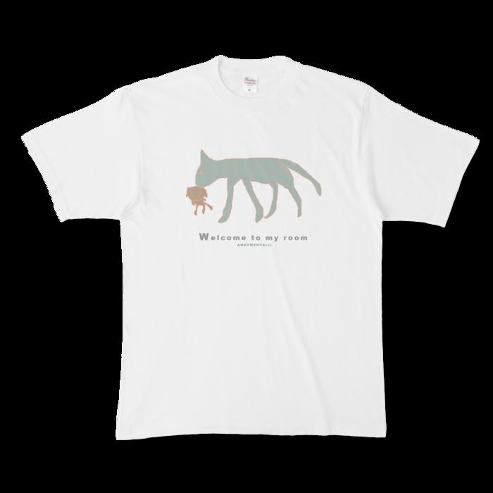 W.t. my room Tシャツ -  XL