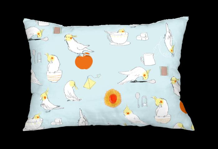 枕カバー - 43x63cm - 両面