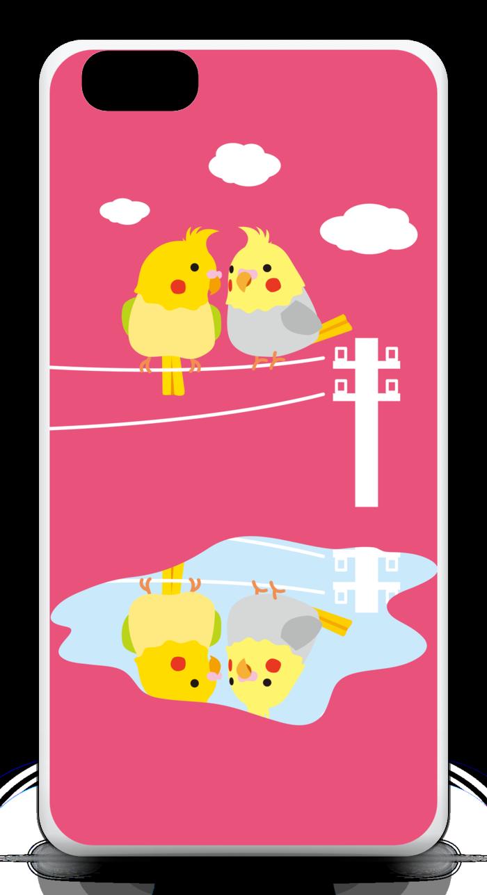 【ピンク】iPhone6 Plusケース