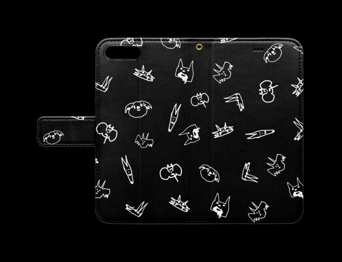 iPhone 8 Plus / 7 Plus - 黒