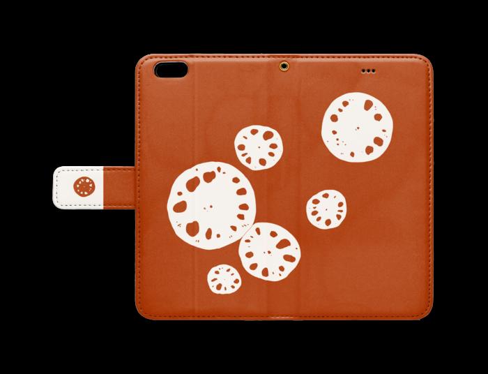手帳型iPhoneケース - iPhone 6 Plus / 6s Plus - ストラップ穴 あり