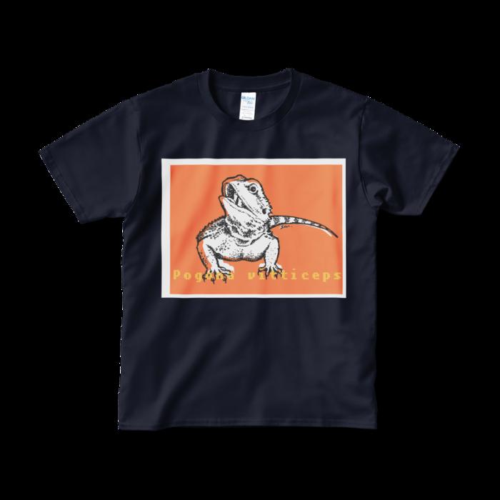 Tシャツ(短納期) - S - ネイビー(1)