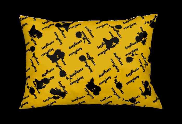 枕カバー - 43x63cm - 両面9