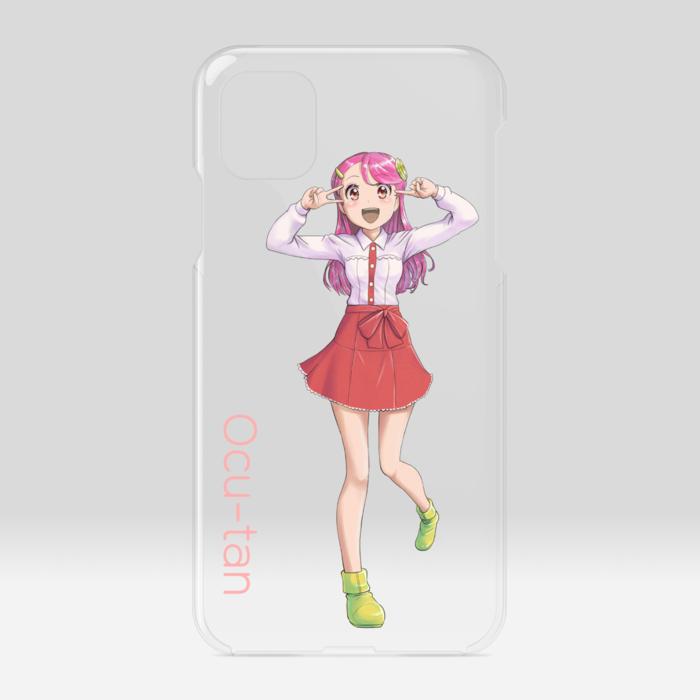 クリアiPhoneケース - iPhone11