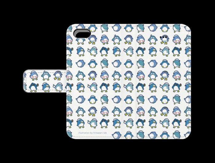 手帳型iPhoneケース - iPhone5 / 5s