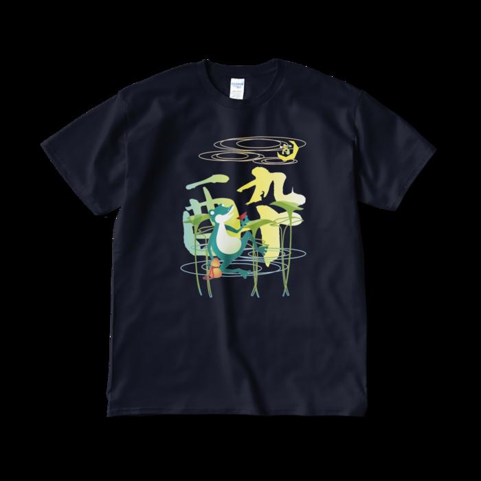 Tシャツ(短納期) - XL - ネイビー