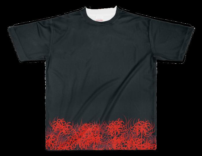 フルグラフィックTシャツ - XL - 両面印刷
