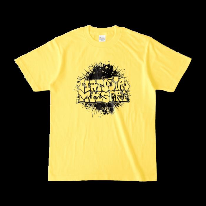 カラーTシャツ - S - イエロー (濃色)