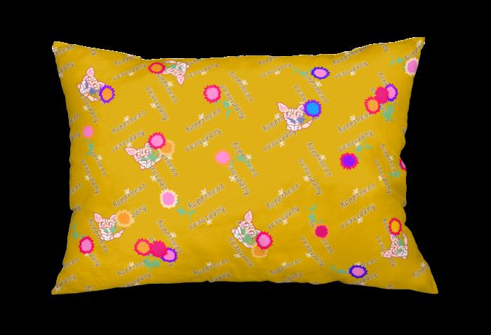 枕カバー - 43x63cm - 両面10