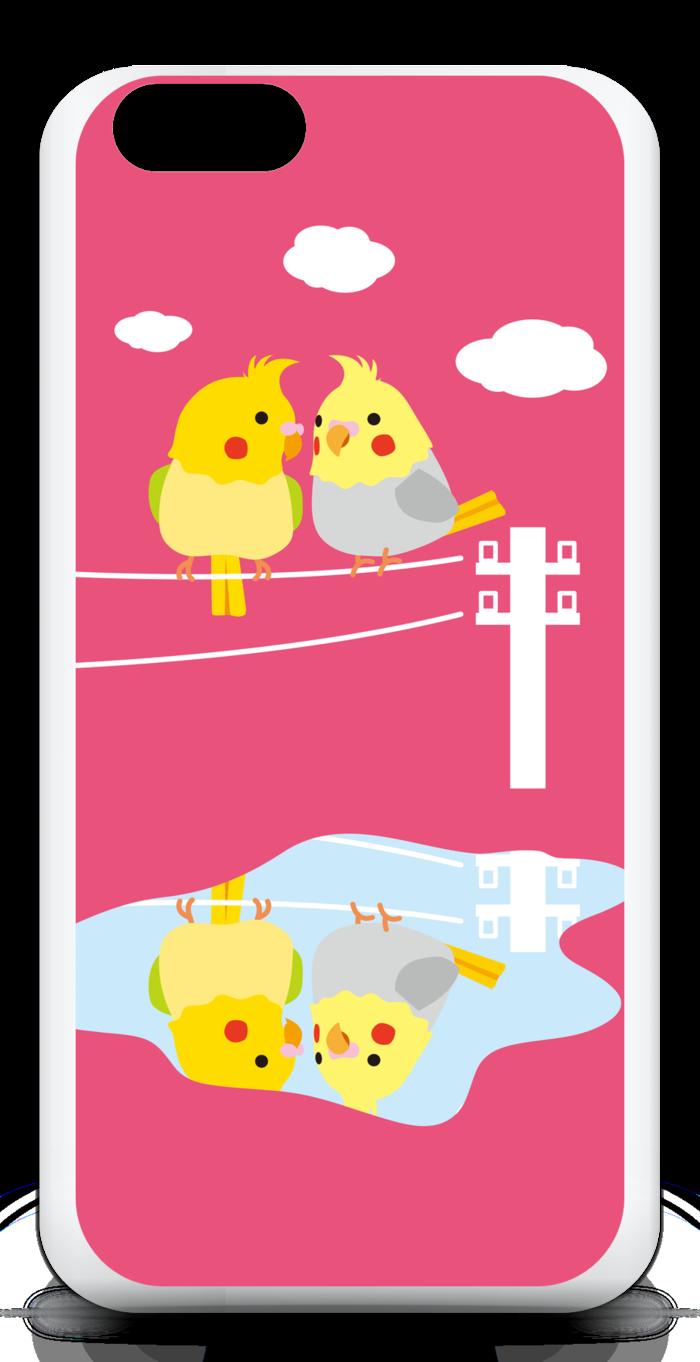 【ピンク】iPhone6ケース