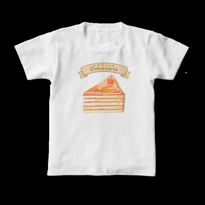 キッズTシャツ - 130cm - 正面