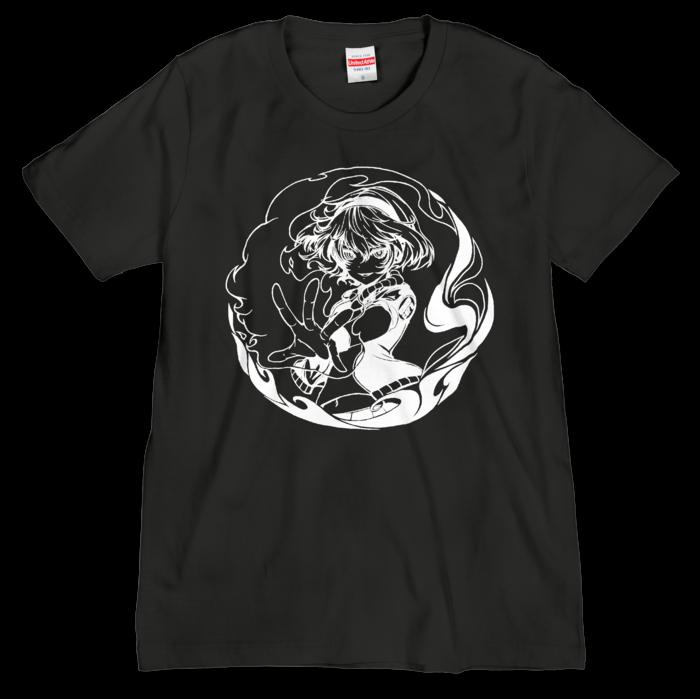 Tシャツ(シルクスクリーン印刷) - S - 白色