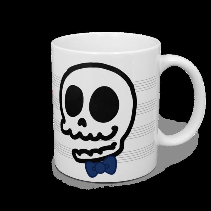 マグカップ - 直径 8 cm / 高さ 9.5 cm(2)