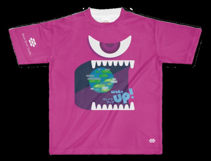 Wake Up! Tシャツ - Lサイズ