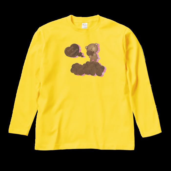 ロングスリーブTシャツ - M - デイジー