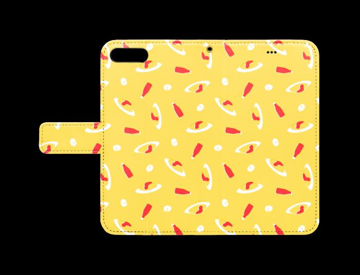 iPhone7 Plus - ストラップ穴 あり