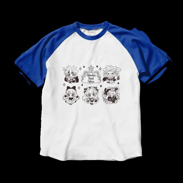 ラグランTシャツ - L - 正面