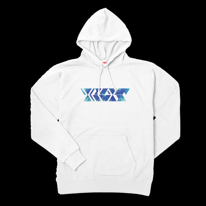 オーシャンブルー - XL - ホワイト