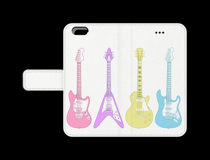 手帳型iPhoneケース - iPhone6(1)