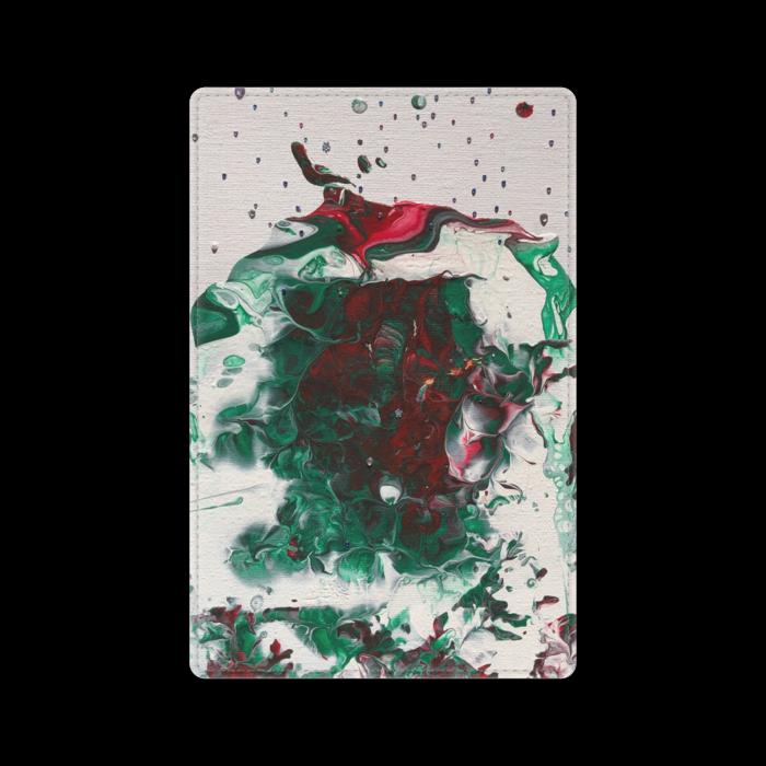 レザー製名刺入れ - 102 x 72 (mm)