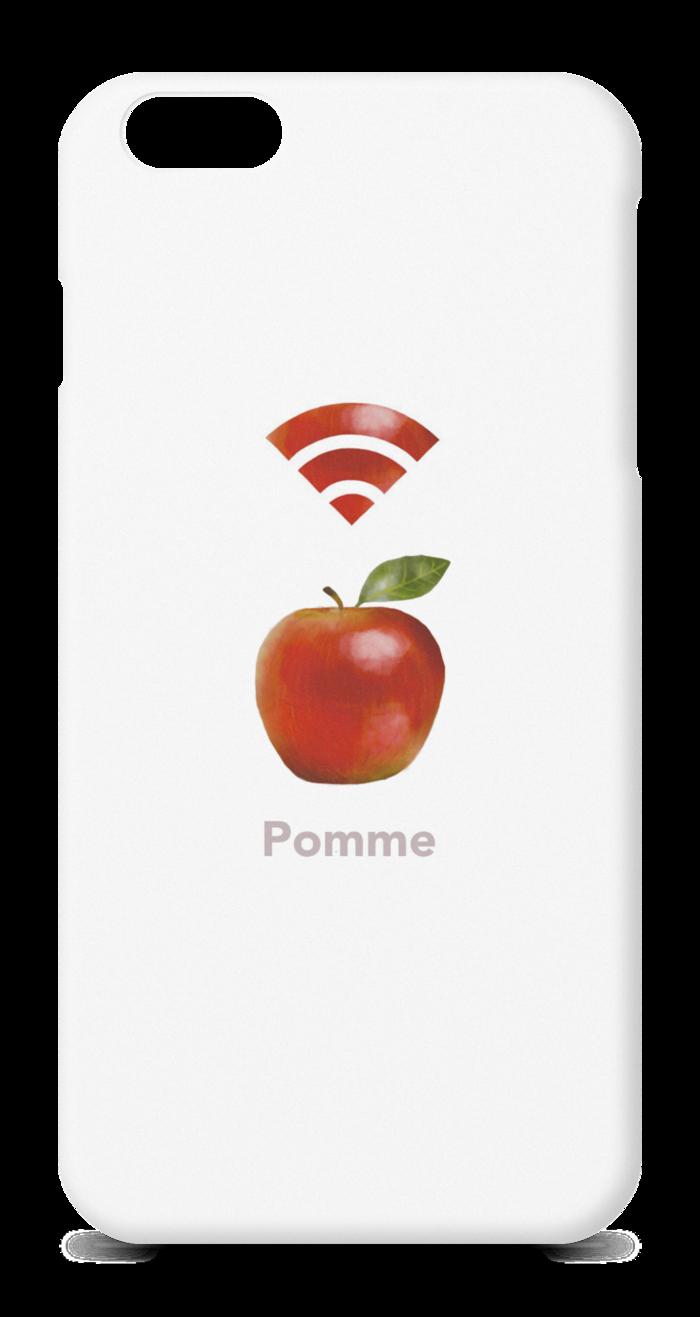 iPhoneケース - iPhone 6 Plus / 6s Plus - 正面印刷のみ