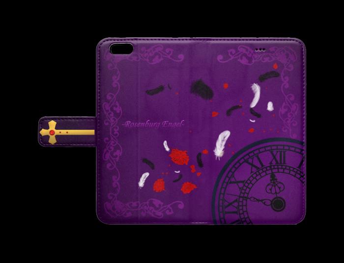手帳型iPhoneケース - iPhone6 Plus - ストラップ穴 なし