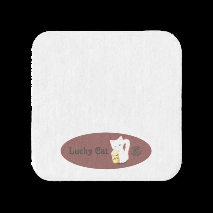 白猫オッドアイver_001パープル