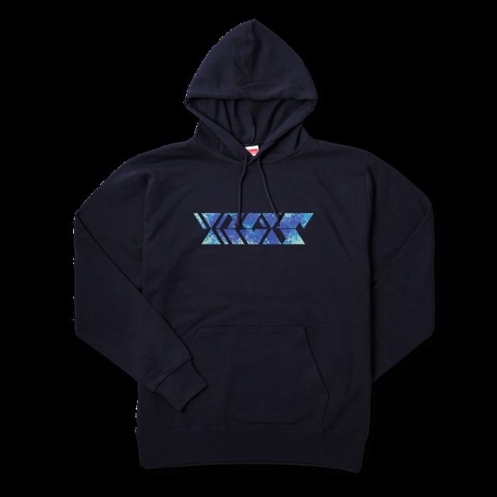 オーシャンブルー - XL - ネイビー