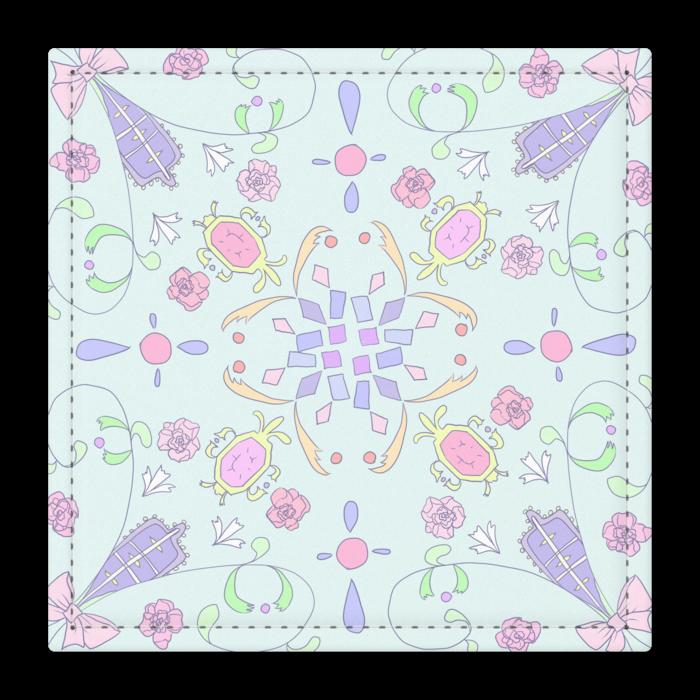 マウスパッド - 186x186(mm)
