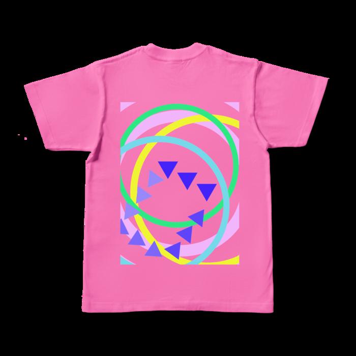 カラーTシャツ - S - ピンク (濃色)