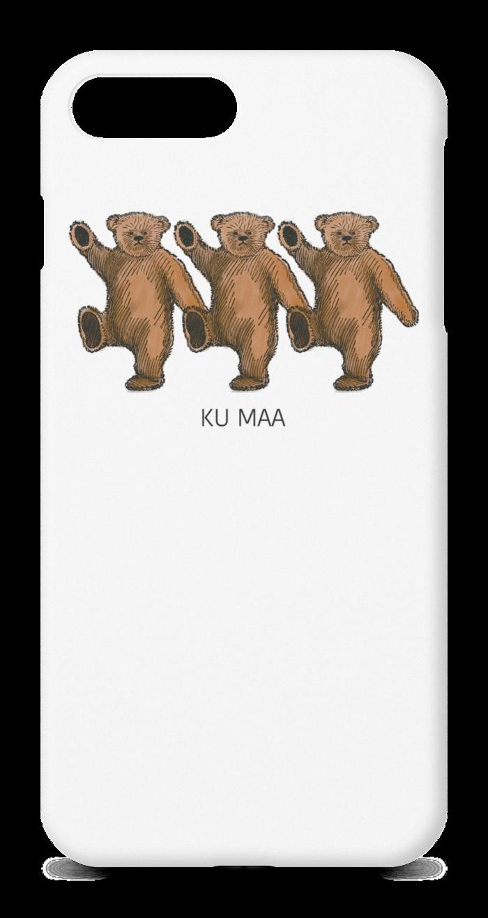 くまー1- iPhone 7 Plus