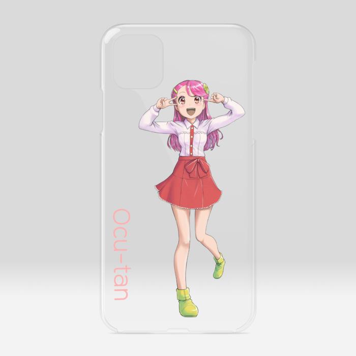 クリアiPhoneケース - iPhone11ProMax