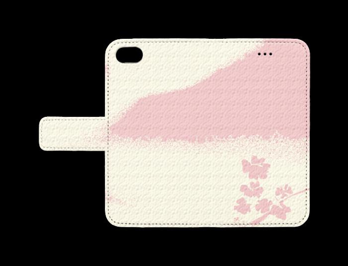手帳型iPhoneケース - iPhone7 - ストラップ穴 なし