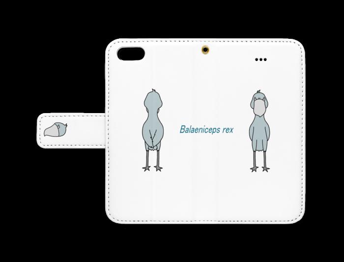 手帳型iPhoneケース - iPhone 5 / SE(ベルトあり)