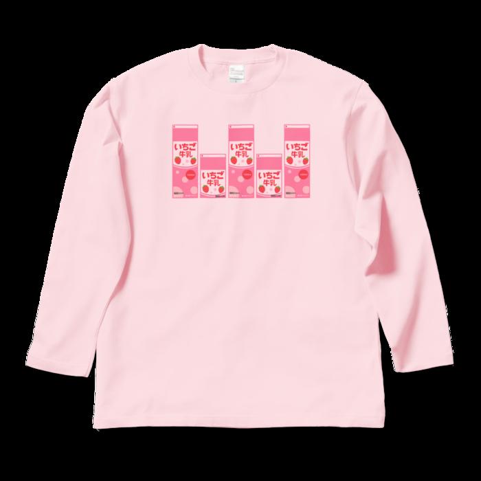 ロングスリーブTシャツ - L - 正面