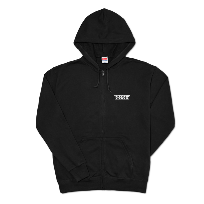 ピュアホワイト - XL - ブラック