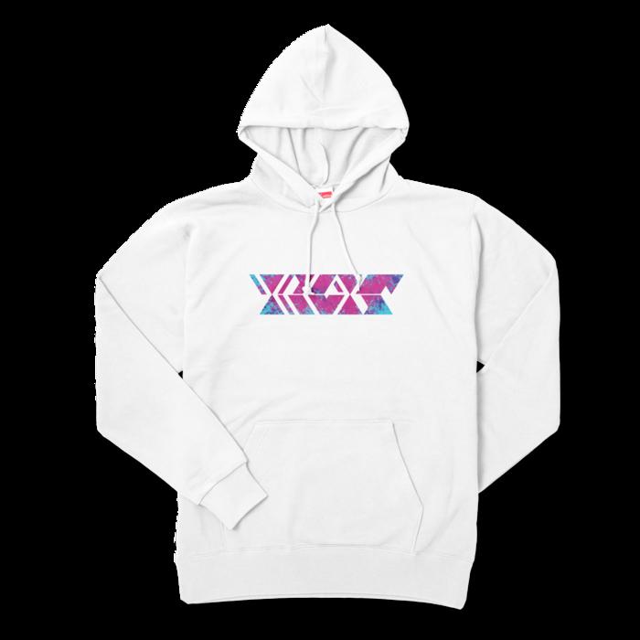 サイバーピンク - XL - ホワイト
