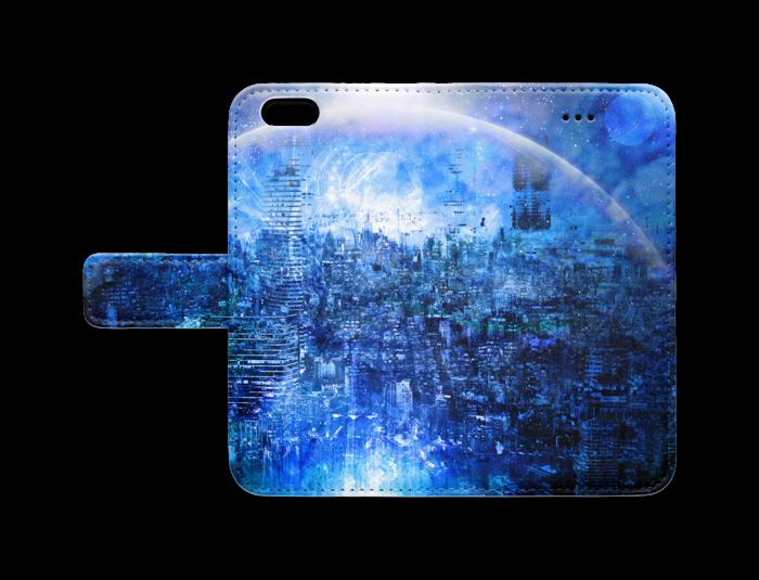 手帳型iPhoneケース - iPhone6 - ストラップ穴 なし