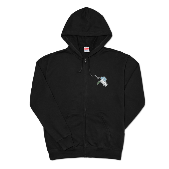 ブラック - XL -