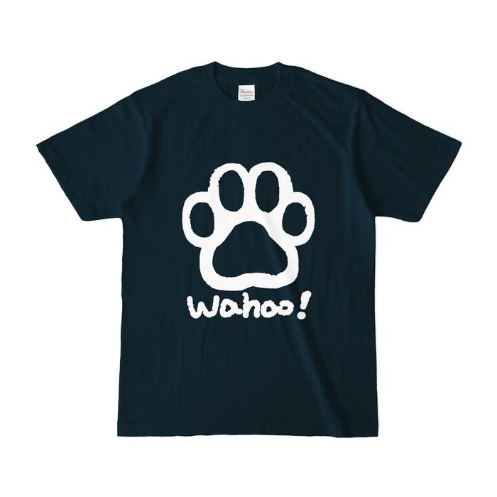 カラーTシャツ(濃色) - S - ネイビー