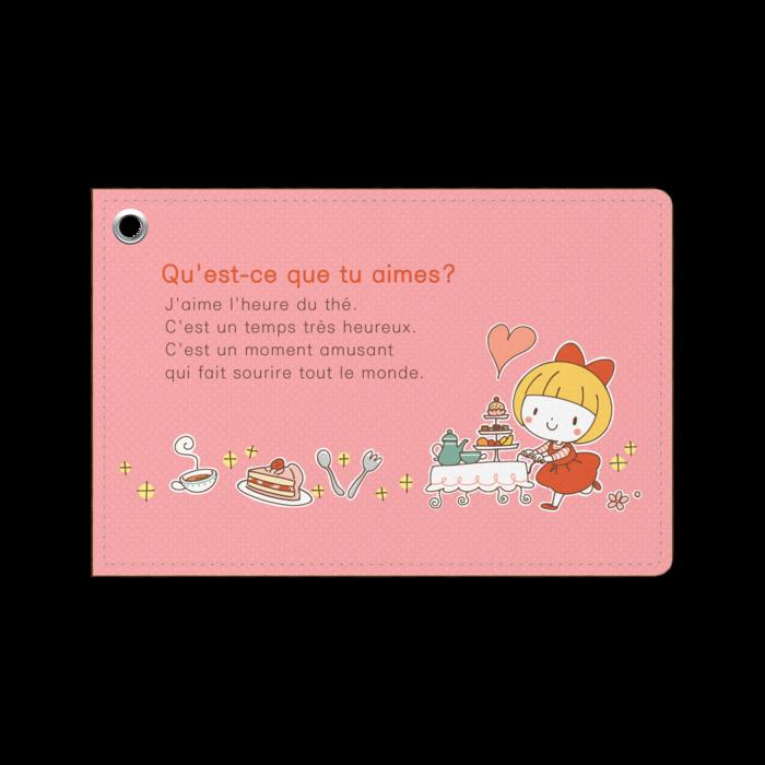 お茶会ニーナ(ピンク)