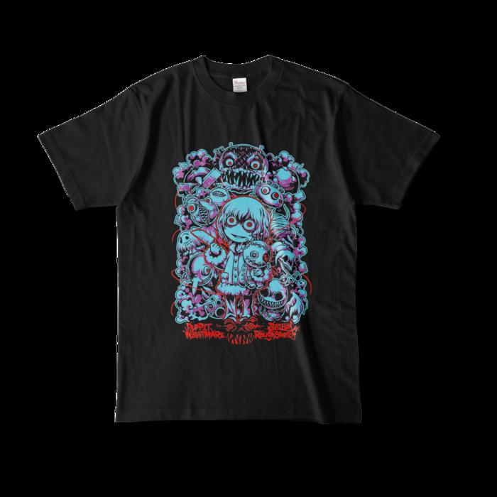 カラーTシャツ - L - ブラック (濃色)