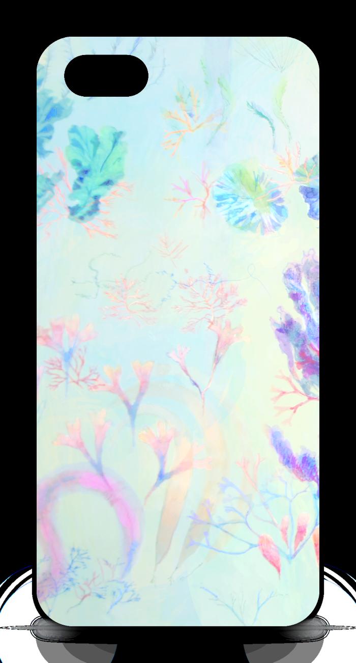 iPhoneケース - iPhone 5 / SE - 正面印刷のみ