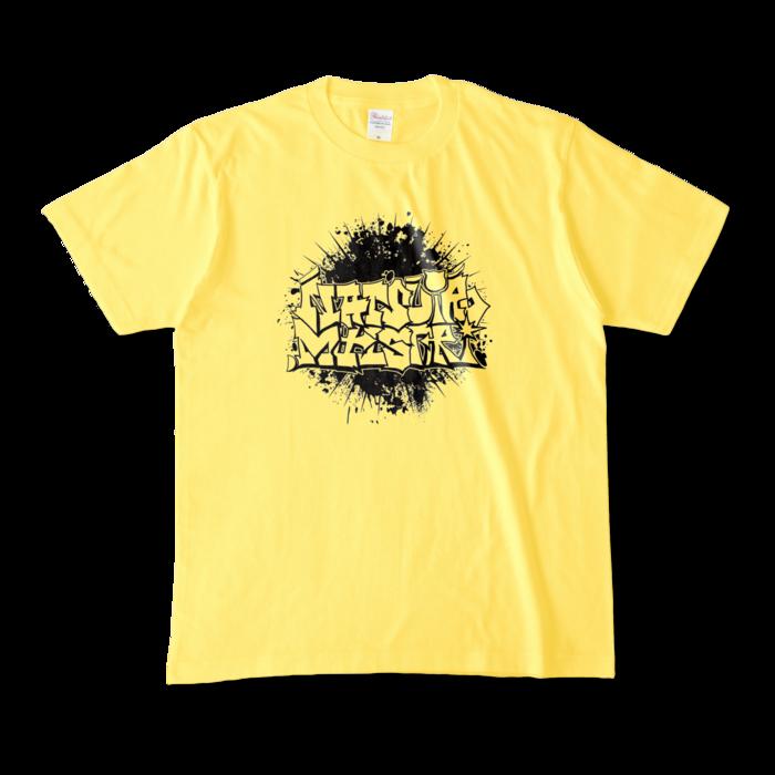 カラーTシャツ - M - イエロー (濃色)