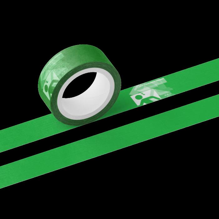 マスキングテープ - 15mm×5m 200mm間隔