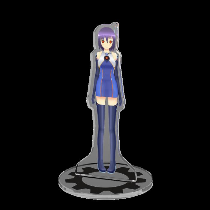 アクリルフィギュア - 100x100mm