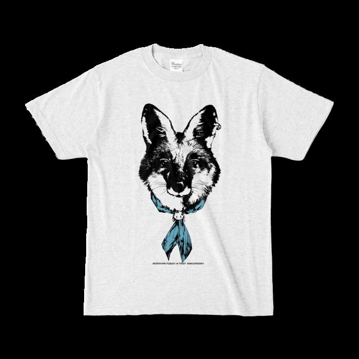 カラーTシャツ - S - アッシュ (淡色)