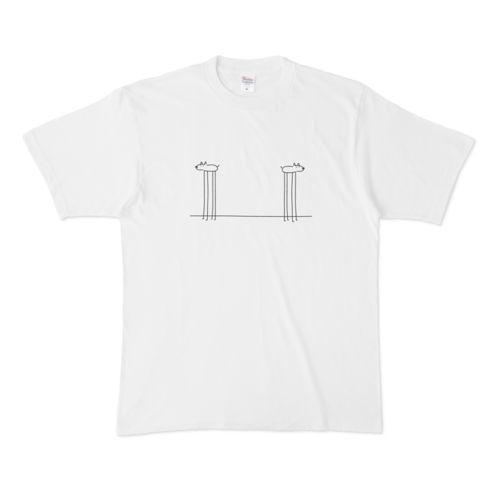 Tシャツ - XL - 正面