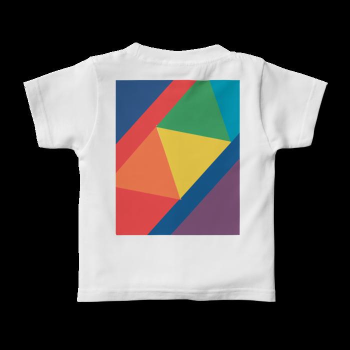 キッズTシャツ - 100cm - 背面